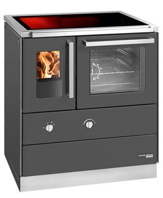 Bővebben: HSDZ 75.5-SF tűzhely Cerán főzőlappal - antracit